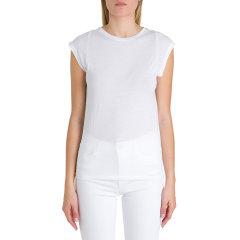 Frame/Frame 20年春夏 服装 女性 女士短袖T恤 LWTS0930BLANC图片