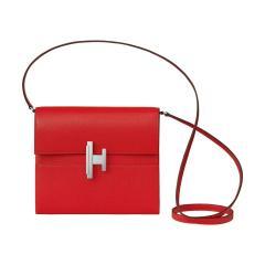 【包邮包税】够巴黎TLS HERMES 19秋冬女士Portefeuille Hermès Cinhetic To Go 钱包 H077676CKS3图片