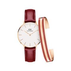 Daniel Wellington/丹尼尔惠灵顿 新春限定款套装 女士手表送女生圣诞礼物图片