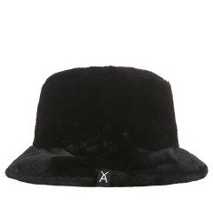 [19秋冬] VARZAR/VARZAR Fur logo point系列韩版女士渔夫帽图片