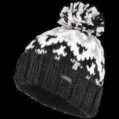 卡蒙套头帽女冬帽子针织帽女可爱秋冬百搭毛线帽日系可爱毛球帽子图片