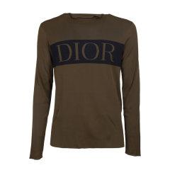 Dior Homme/迪奥桀傲 19年秋冬 服装 男性 男士针织衫/毛衣 943M667AT051685 GREEN图片