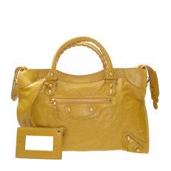 【包邮包税】Balenciaga/巴黎世家  20春夏  女士羊皮单肩包手提包机车包图片