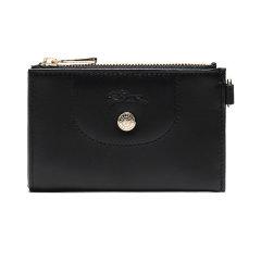 Longchamp/珑骧女士皮革零钱包钥匙包3609863图片