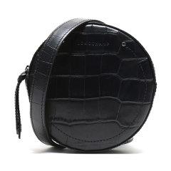 Longchamp/珑骧女士CAVALCADE系列牛皮胸包腰包斜挎包小圆包4603HND图片