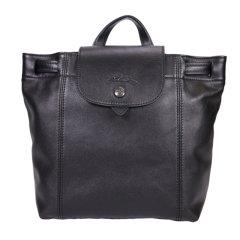 Longchamp/珑骧  2020新款女包双肩包LE PLIAGE CUIR羊皮背包书包  MS08-L1306757001图片