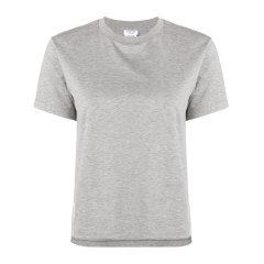 Thom Browne/Thom Browne【20春夏】女装 服饰 棉质圆领半袖 女士短袖T恤 FJS036A图片
