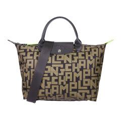 Longchamp/珑骧 男女同款尼龙LE PLIAGE LGP单肩斜挎饺子包 手提包 MS08-L1515412576图片