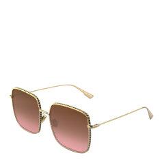 DIOR/迪奥 时尚 摩登 合金 镂空 方形 大框 女士 太阳镜 渐变色 镜片 墨镜 眼镜 DIORBYDIOR3F 59mm DIOR 迪奥图片