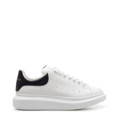 Alexander McQueen/亚历山大麦昆 20年春夏 板鞋 男性 小白鞋 系带 白色 休闲运动鞋 553680#WHGP5#9000图片