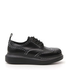 Alexander McQueen/亚历山大麦昆 20年春夏 百搭 女性 牛津鞋/皮鞋 611704WHX5C图片