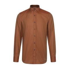 PRADA/普拉达  纯棉男士长袖衬衫 男装图片