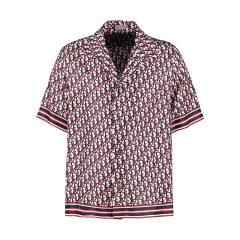 Dior Homme/迪奥桀傲 20年春夏 服装 男性 男士短袖衬衫 013C549A4751_085图片