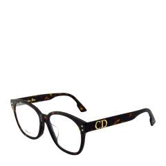 DIOR/迪奥 时尚 复古 潮流 方圆形 板材 全框 男女款 光学镜架 CD LOGO 近视 眼镜框 眼镜架 DIORCD1F DIORCD1 50/53mm DIOR 迪奥图片