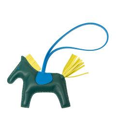 【情人节礼物】HERMES/爱马仕 时尚拼色小马挂饰钥匙扣 多色可选HRODEO图片