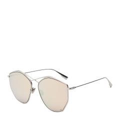 DIOR/迪奥 沈梦辰 明星同款 合金 不规则 女士 太阳镜 渐变 反光 镜面 墨镜 眼镜 DIORSTELLAIRE4 59mm DIOR 迪奥图片
