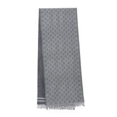 GUCCI/古驰羊毛围巾100995-48200黑色图片