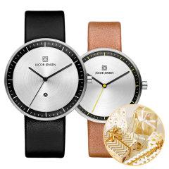 Jacob Jensen/雅各布延森手表 男士新款女士小众手表简约腕表情侣对表 手表男图片