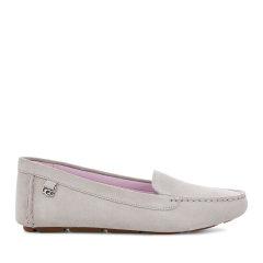 2020UGG春季新款女士平底扁头休闲鞋浅口舒适单鞋1099877W图片