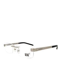 MontBlanc/万宝龙 商务 休闲 无框 合金 男士 光学镜架 眼镜 近视 眼镜框 眼镜架 305 350 56mm MontBlanc 万宝龙图片