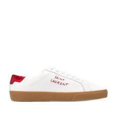 SAINT LAURENT PARIS/SAINT LAURENT PARIS 20年春夏 百搭 女性 米白色 女士休闲运动鞋 610649 0ZS70 9587图片