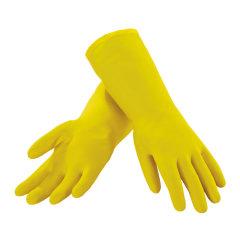 马来西亚进口橡胶防过敏清洁手套   防护隔离    利快耐磨防滑防刺轻薄家务手套洗菜洗碗 (耐酸碱渗透)图片