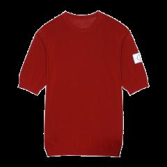 BLUE ERDOS/BLUE ERDOS 早春精纺圆领男士短袖T恤图片