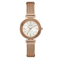 Guess/盖尔斯美国品牌女士石英腕表贵气复古风W1152L3/W1152L1图片