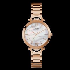 Guess/盖尔斯美国品牌女士石英腕表轻奢精致时尚W1090L2/W1090L1图片