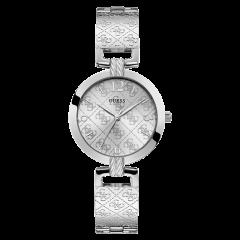 Guess/盖尔斯美国品牌钢制表带玫瑰金/浅金/银灰表盘时尚复古奢华百搭W1228L3/W1228L2/W1228L1图片