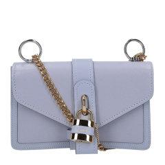 【包税】Chloe/克洛伊 Aby系列  女士羊皮锁扣链条包单肩包斜挎包图片