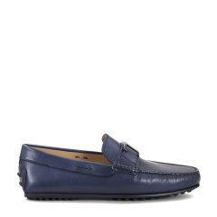 2020春夏新品TOD'S/托德斯 男士 牛皮鞋面 City 系列牛皮豆豆鞋图片