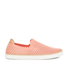 2020UGG春季新款女式针织条纹休闲单鞋 1109533图片