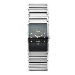 RADO雷达 精密陶瓷系列 高科技陶瓷/精钢石英腕表R20785759 watch 全球联保 RADO/雷达图片