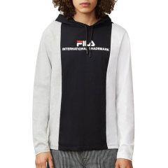 FILA/斐乐 男 时尚 舒适 连帽 套头 潮流 轻便 长袖卫衣   男士运动卫衣/套头衫 LM932968图片
