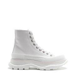 【双11同价】Alexander McQueen/亚历山大麦昆 20年秋冬 百搭 女性 短靴 611706W4L32图片