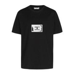 Givenchy/纪梵希 20春夏 男装 服饰 圆领棉质半袖 男士短袖T恤 BM70UQ3002图片