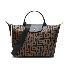 Longchamp/珑骧女士LEPLIAGE系列织物中号手提单肩包1515412图片