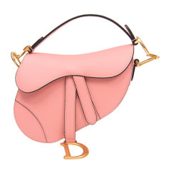 Dior/迪奥 Saddle Bag系列 20春夏 女士牛皮时尚马鞍包斜挎包手提包图片