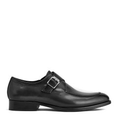VERRI 墨色孟克牛皮正装鞋 商务正装鞋 VERRI/VERRI图片