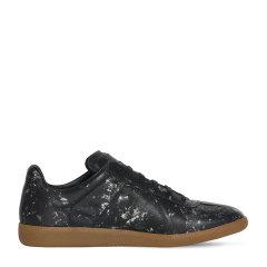 "【LVR】Maison Margiela 男士 ""replica""手绘皮革运动鞋男鞋 男士休闲运动鞋 休闲运动鞋图片"
