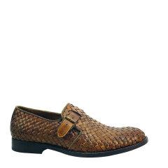 TRANOI/特诺伊男式牛皮革正装鞋1X7353图片