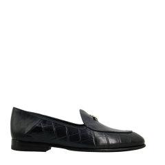 TRANOI/特诺伊男式牛皮革正装鞋1X1041黑色 38图片