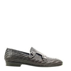 【满赠】TRANOI/特诺伊男式牛皮革正装鞋1X5100黑色 38图片