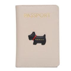 Radley/蕾德莉英国 女士护照包新款牛皮卡包时尚小包16700图片