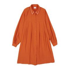 [20春夏]YUPPE/YUPPE TUCKED FLARE系列韩版女士连衣裙图片