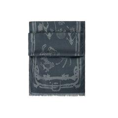 SAINTJOY/上久楷 女式 提花女式长巾 岩画印象 CJS19021图片
