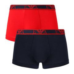 EmporioArmani/安普里奥阿玛尼男士内裤-男士内裤(两条装)图片