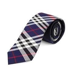 BURBERRY/博柏利  经典格纹真丝领带 8018730
