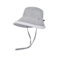 Kenmont/卡蒙帽子遮阳帽出游女夏防晒帽渔夫帽双面戴防紫外线扎马尾太阳帽图片